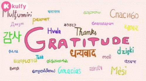Be Thankful For What You Have Start Your Week With Gratitude