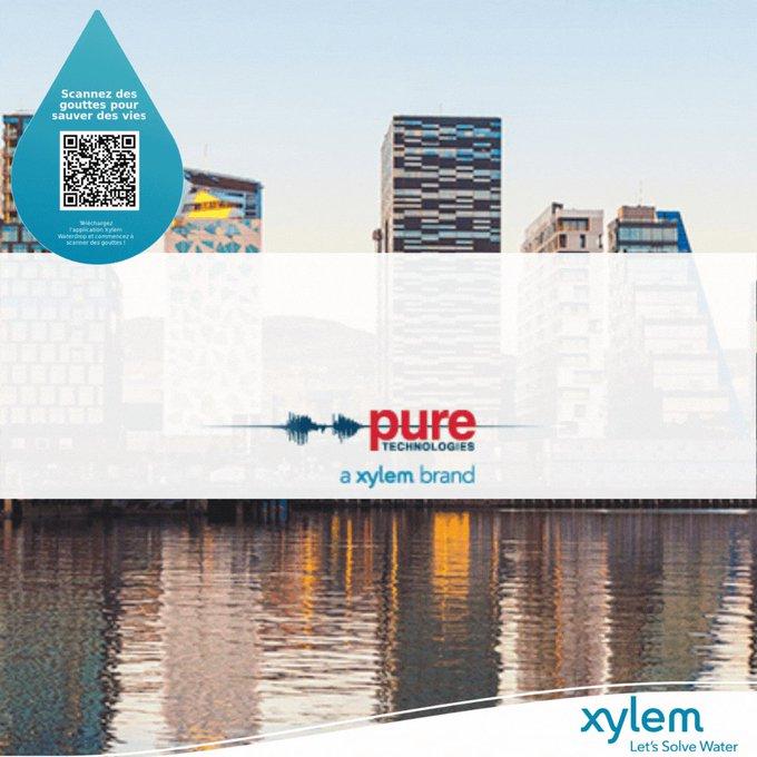 La municipalité d'Oslo Water and Sewage a récemment déployé nos #technologies SmartBall™ et Sahara™ ont rapidement identifié 16 fuites sur 6,4 kilomèt...