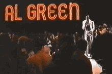 Happy birthday Al Green, an artist in regular rotation at the studio