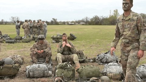 tarletonstate rotc GIF by T...