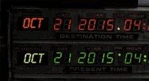 Time Travel Time Machine GIF