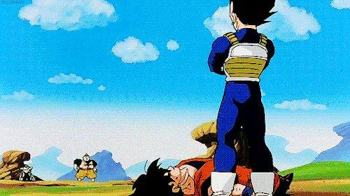 @Vegeta_Issa_BBB's photo on Goku