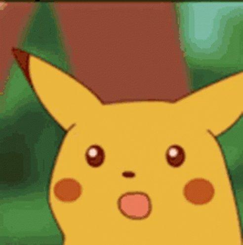 Surprised Pikachu GIF