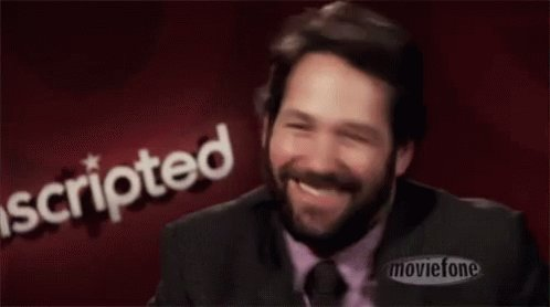 Happy 25th Birthday Paul Rudd!!! Wait .... what..... he s 52?!?!? Couldn t tell