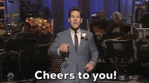When wishes Paul Rudd a happy 52nd birthday HBD you ageless KING!