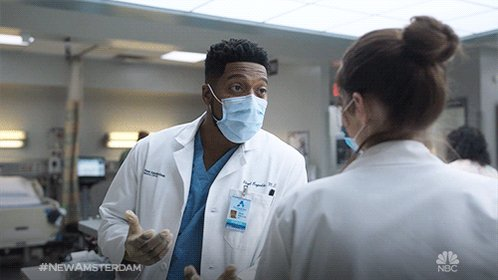 @NBCNewAmsterdam's photo on #NewAmsterdam