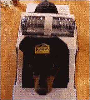 Wiener Dog Cop GIF