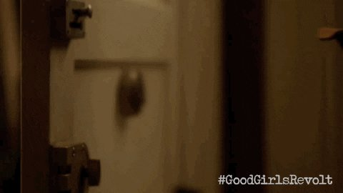 season 1 door GIF by Good Girls Revolt