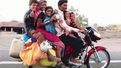 Mutlu Aile GIF