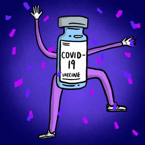 Covid Vaccine Covid19 GIF