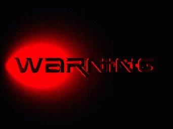 Warning GIF