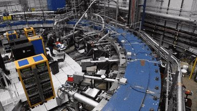 Particle Physics Technology GIF by Fermilab