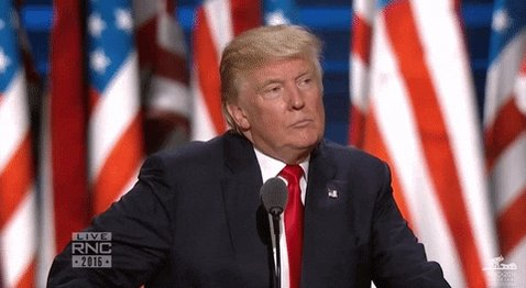 Random Trump https://t.co/7hMeCdnBYC - #randomtrump #trump #donaldtrump #giphy #gif #gifs https://t.co/MJdruK9jOs