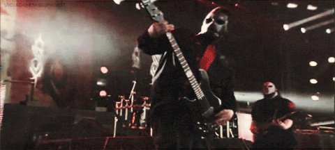 Happy birthday to Paul Gray. even with WANYK, Slipknot just hasnt been the same without you <3