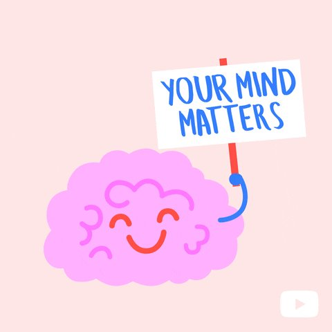 Stressed Mental Health GIF by YouTube