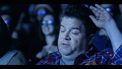 this is gonna suck patton oswalt GIF by RJFilmSchool