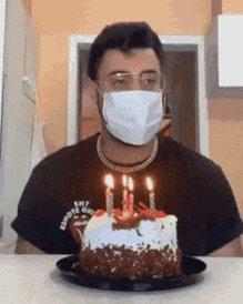 Coronacumple Cumpleaños GIF