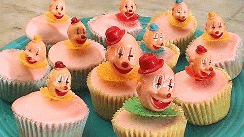Happy Birthday! Here s some vegan cupcakes.