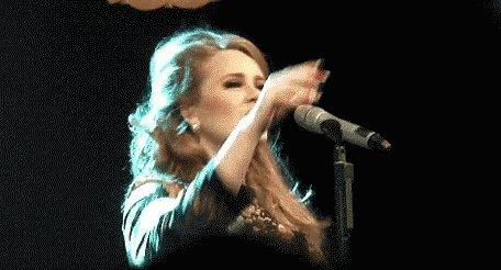 Happy Birthday the Queen of karaoke aka Adele aka Liraz!!!