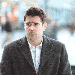 Colin Farrell Reaction GIF