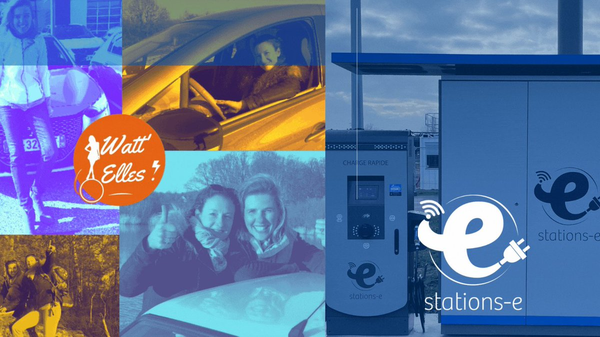 Image for the Tweet beginning: A @stations_e, nous soutenons les