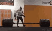 Lol Weight Lifting GIF