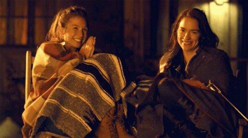 Wynonna Earp Earp Sisters GIF