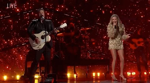 Carly Pearce & Lee Brice Heat Up ACM Awards With 'I Hope You're Happy Now'