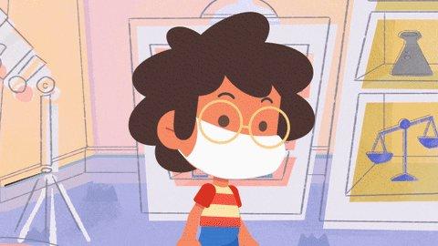 Animation Cartoon GIF by Mytikah - O Livro dos Heróis