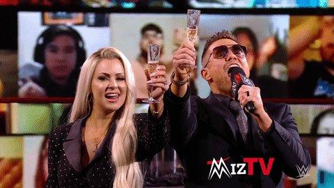 THAT'S @ArcherOfInfamy's MUSIC!   #WWERaw @mikethemiz @MaryseMizanin https://t.co/hoRETIbCWt