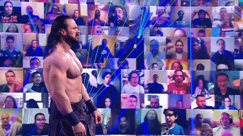 BIG FIGHT FEEL.  @DMcIntyreWWE battles @MACEtheWRESTLER & @TBARRetribution in a #HandicapMatch NEXT on #WWERaw! https://t.co/8radOBodZH