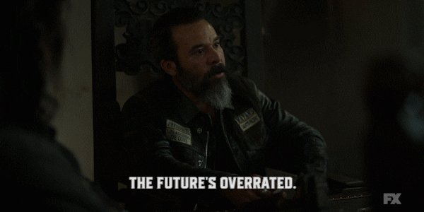 """@sabrina1946 @MayansFX @SOAMayanAddicts @MichaelIrby Has grown Bishop into such a fully developed character. And makes """"F you""""  sound Shakespearean."""