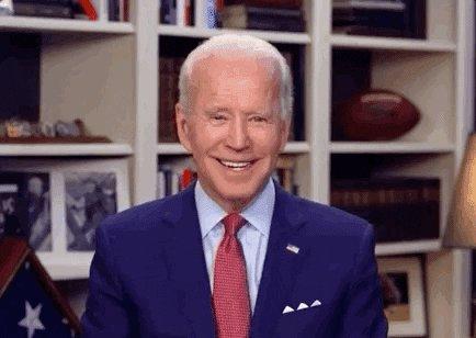 Joe Biden Lol GIF by Election 2020