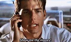 Show Me The Money! GIF