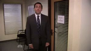 Bow Down - The Office GIF