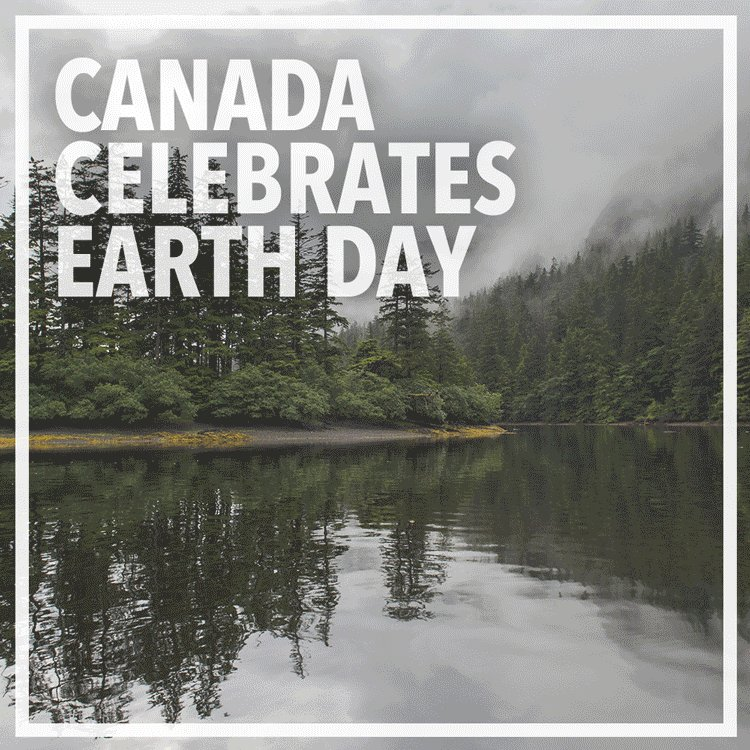 We only have one planet Earth, so let's take good care of it. ❤️🌎❤️   On this #EarthDay, let us know how you #TakeCareOfThePlanet and share your photos with us that showcase Canada's natural beauty! 📸👇 https://t.co/LshpVqj1W7