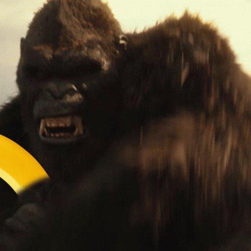 King Kong IAm GIF