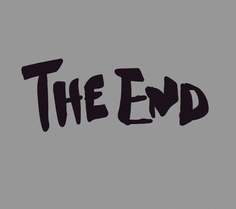 the end film GIF by Denyse