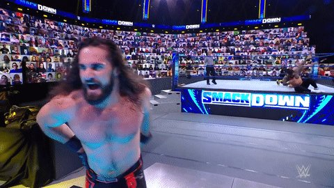 @WWE's photo on Seth