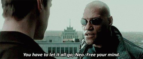 The Matrix Neo GIF