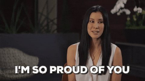 Proud Lisa Ling GIF by Asian American and Pacific Islander H