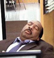Stanley Sleeping GIF