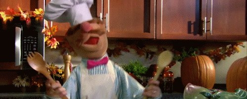 the muppets cooking GIF