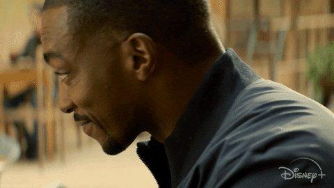 Happy Birthday to handsome actor Anthony Mackie (who kinda looks like Will Smith)!