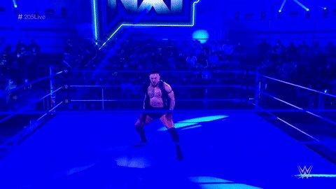 Xyon Quinn kicks off #205Live in battle with @ONEYLORCAN! @DanielVidot   @peacockTV | @WWENetwork https://t.co/YWmjOYyWVf