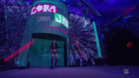.@CoraJadeWWE is set to battle @WWEEmberMoon RIGHT NOW on #205Live! https://t.co/DTEjgSodBp