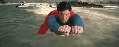 Happy birthday to Christopher Reeve. My favorite Superman. The first actor I cried for when he died.
