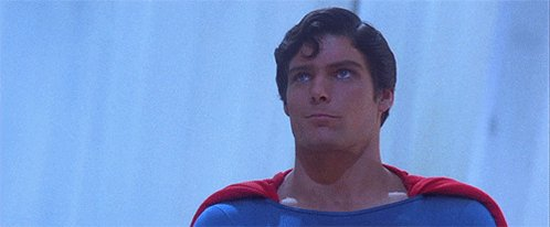 Happy birthday Christopher Reeve! Thanks for making us believe we could all fly!!