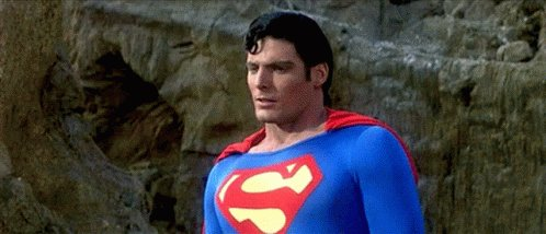Happy Birthday to Christopher Reeve, Superman 2 is still my favorite Superman film of his. Superman on and off set