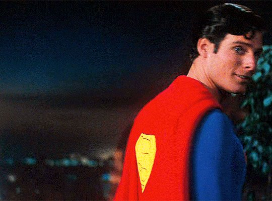 Happy birthday Christopher Reeve, thank you for making us believe a man can fly.